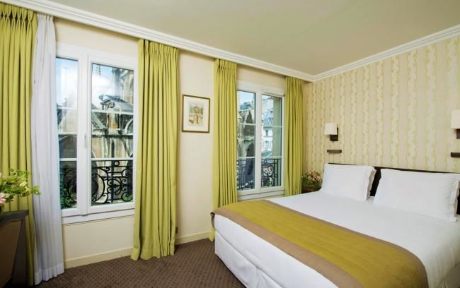 Hotel Henri IV - Double Room