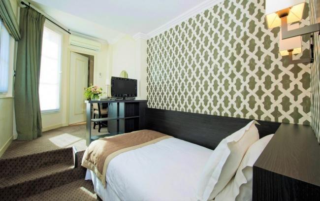 Hotel Henri IV - Chambre simple